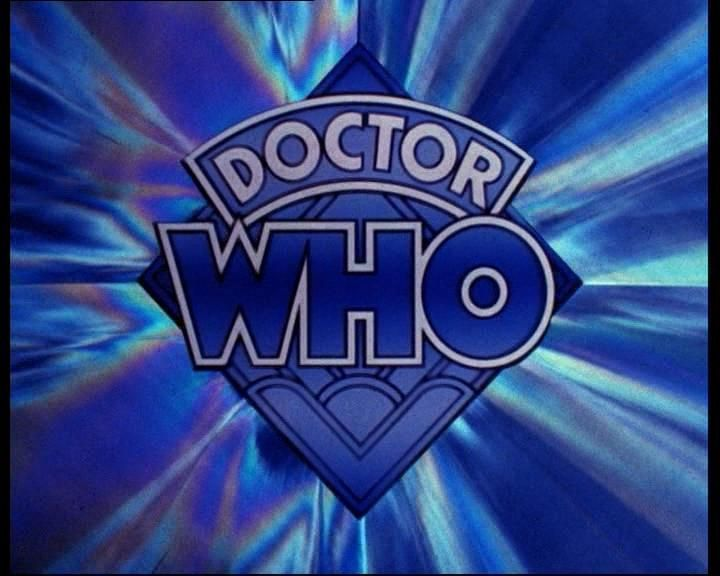 Doctor Who Logo Fourth Doctor Doctor Who Logo Doctor Who Doctor Who Tv