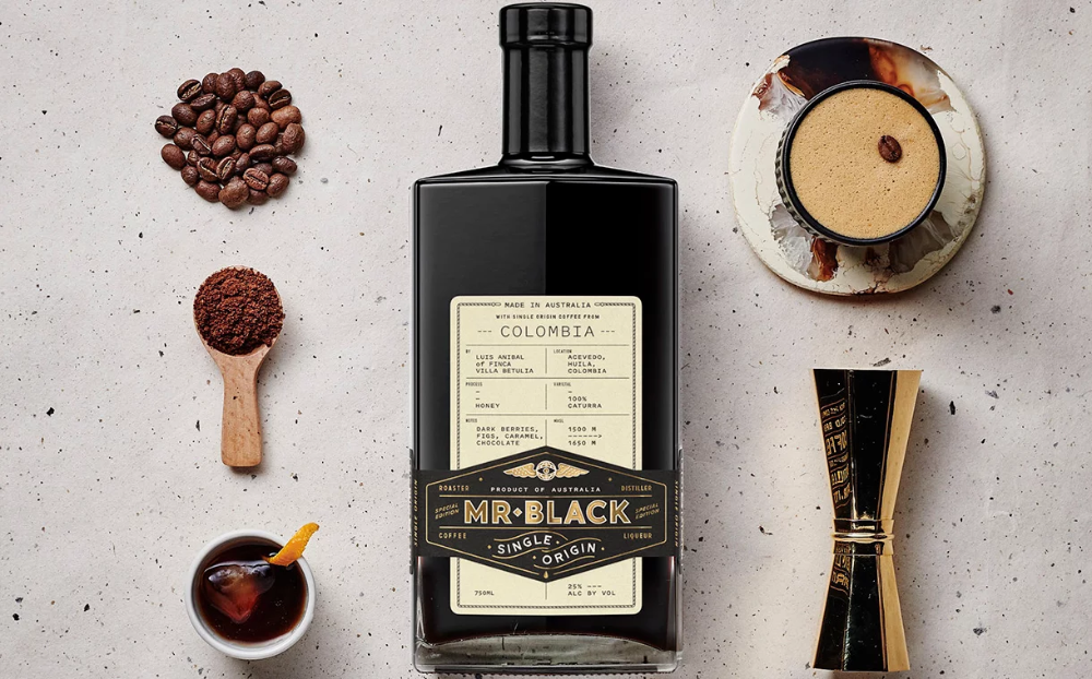 Mr Black releases Single Origin coffee liqueur as part of
