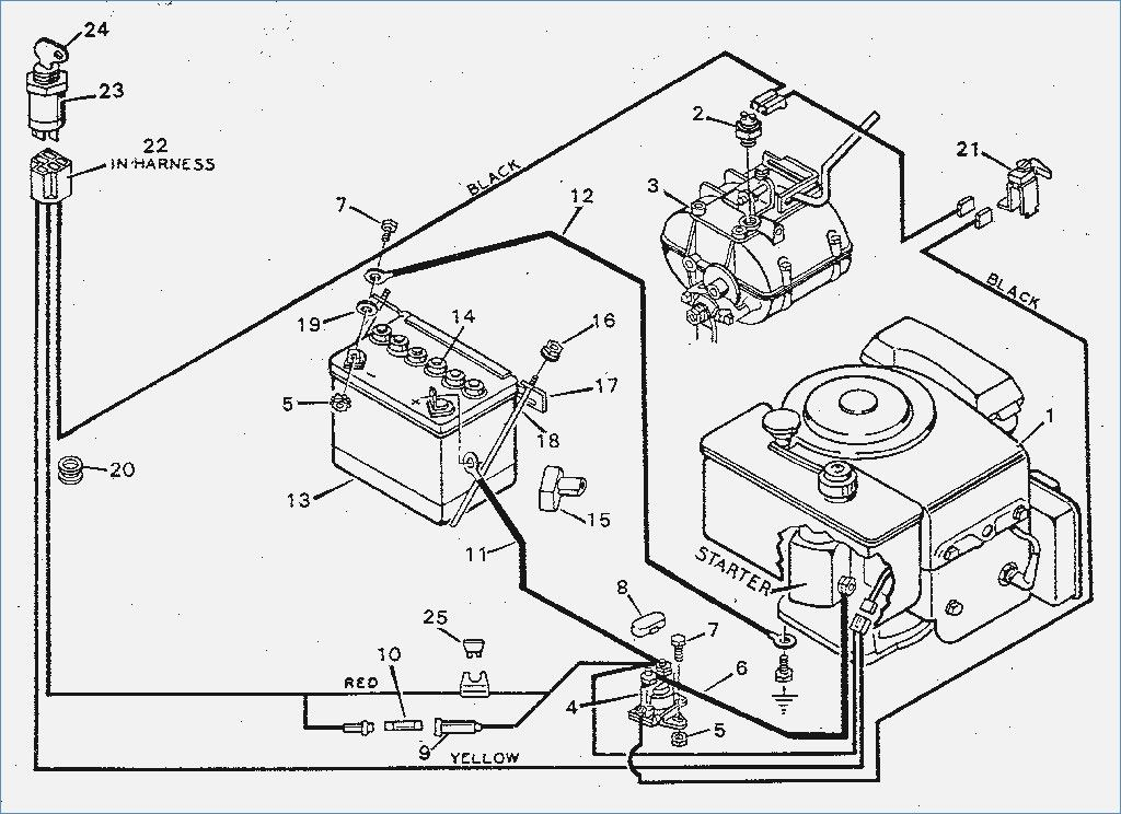 solenoid wiring diagram on for riding lawn mower wiring diagram