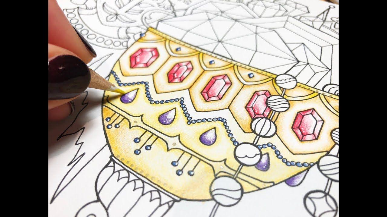 Tutorial How To Colour Treasure