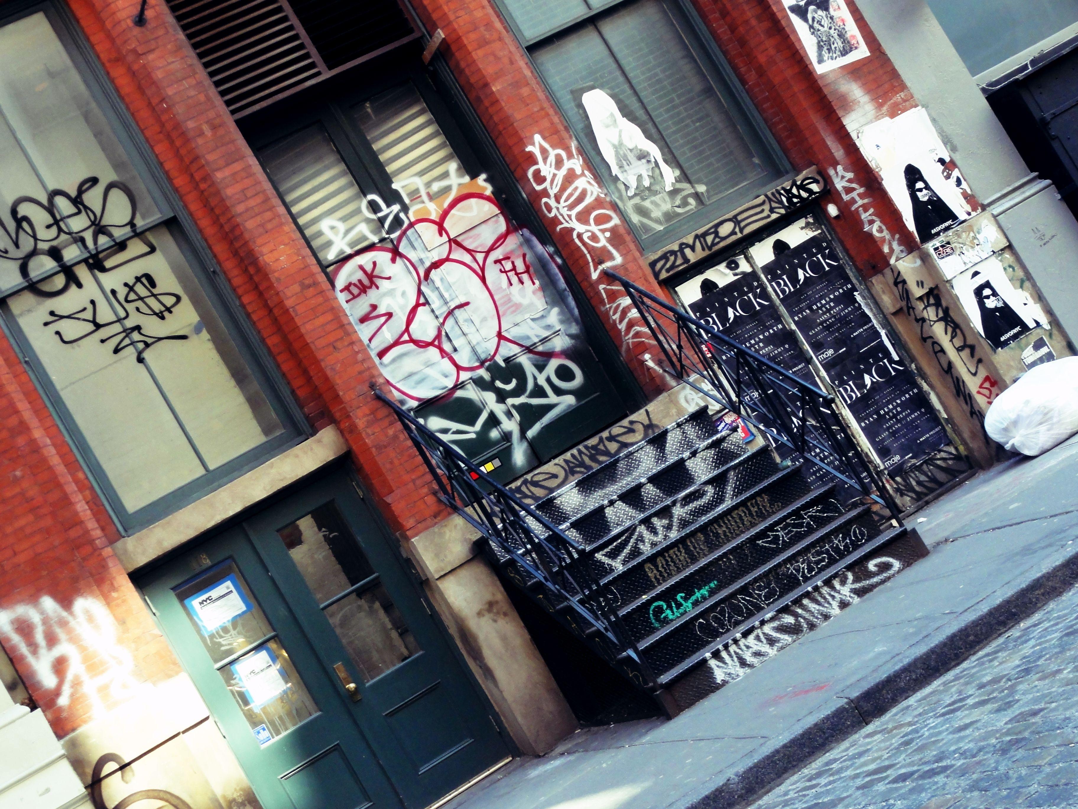 Una callecita de por ahi. New York