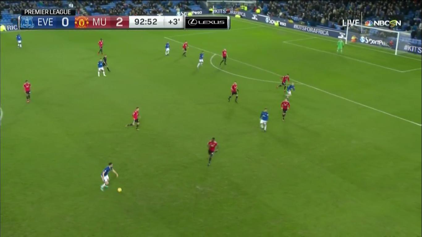 Everton Manchester United Mac Ozeti Izle