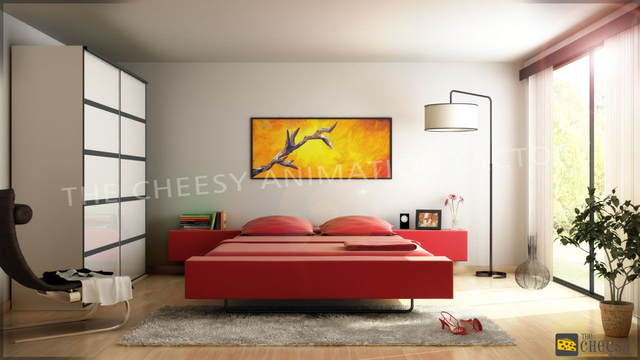 The Cheesy Animation Company Offering Services Is 3D Interior Rendering And  Design, Residential, Commercial