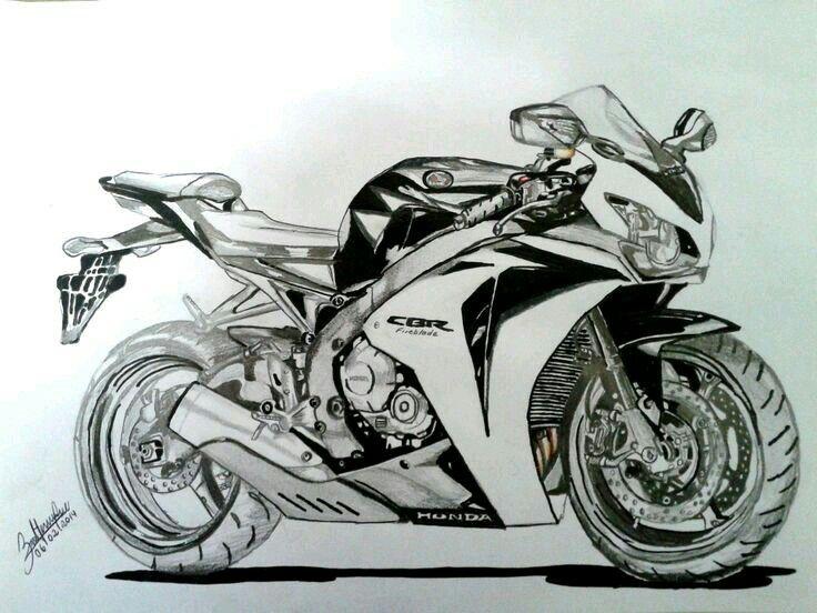 Pin De Barby Alba En Risunok Motos Dibujos Motos De Motocross Motos Para Dibujar