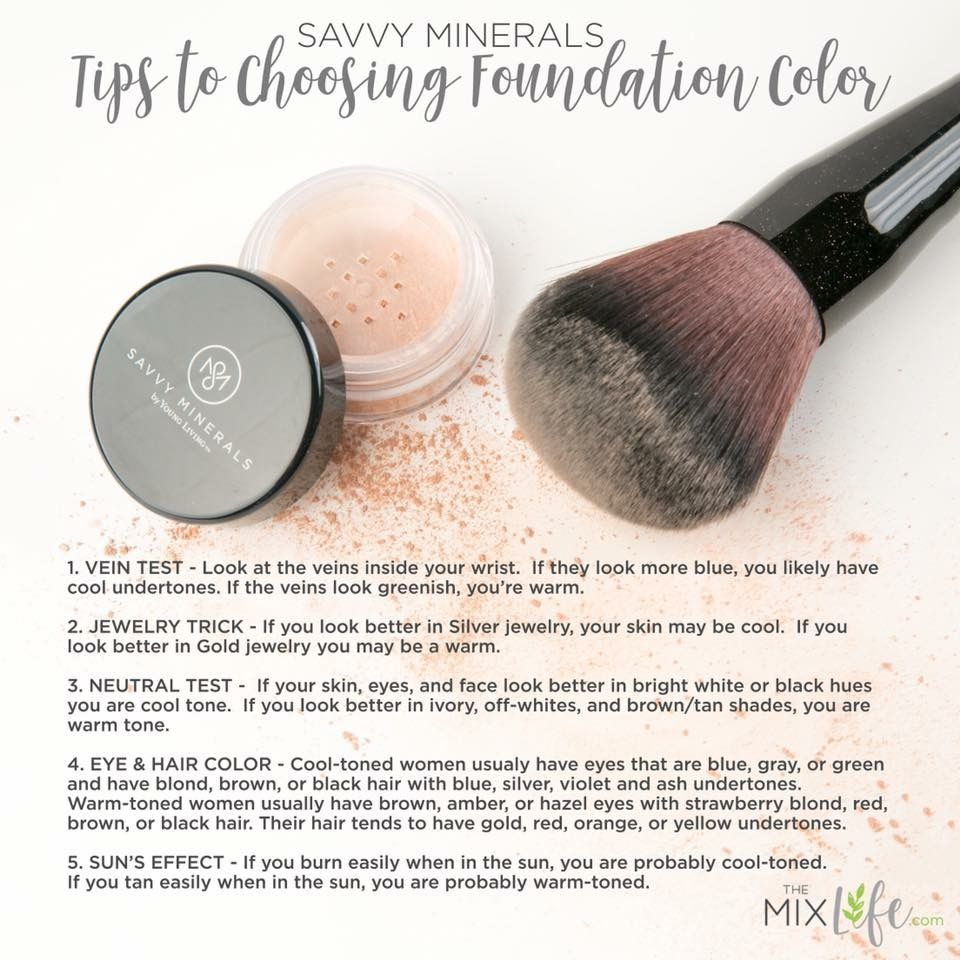 How to choose your perfect match Savvy minerals, Young