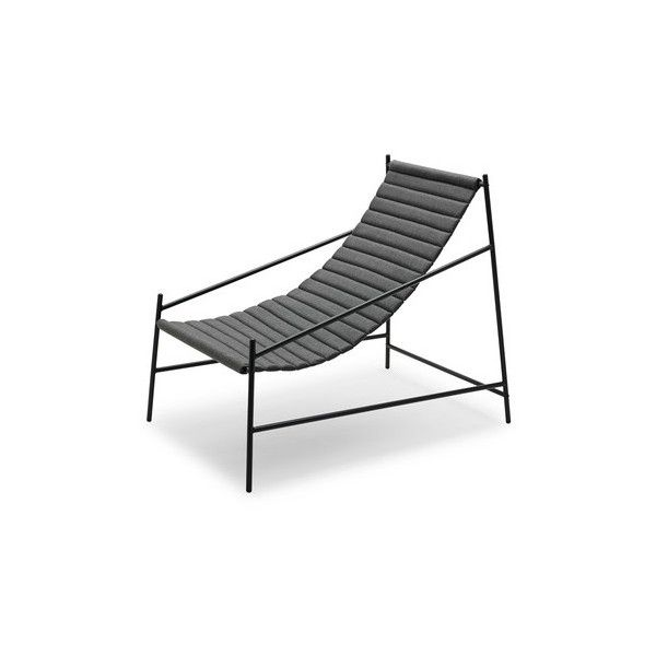 Skagerak - Hang Chair ($455) ❤ liked on Polyvore featuring home, outdoors, patio furniture, hammocks & swings, balcony furniture, lounge chairs, outdoor hanging chair, outside lounge chairs, grey lounge chair and outdoor lounge chairs