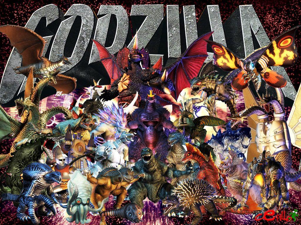 GODZILLA ANIME Godzilla, All godzilla monsters, Kaiju