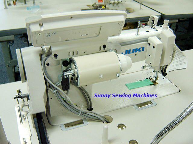 The Back Of JUKI DDL4040 Automatic Single Needle Lockstitch Amazing Juki 8700 Sewing Machine Price