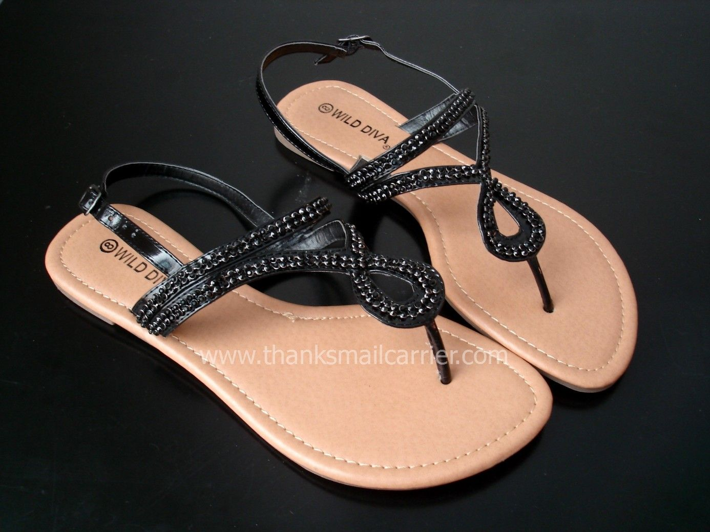 ad426db4d1d black sparkly sandals | Shoes...YES they get their own BOARD ...