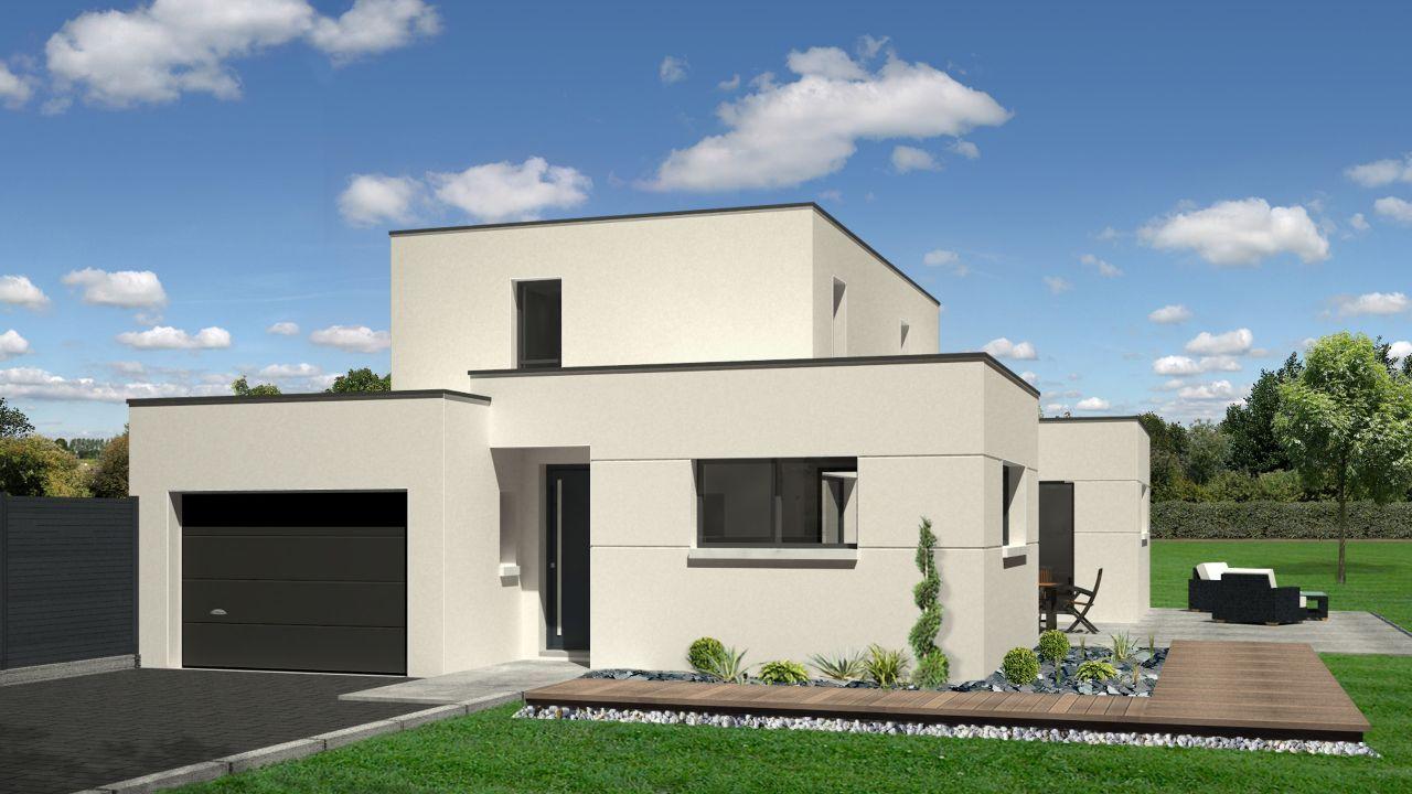 Idee facade maison elegant decoration de facade de maison for Facade maison originale