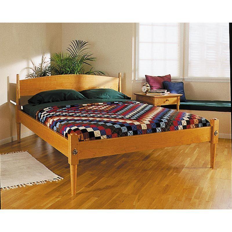 12 Fresh Shaker Bed Plans Bed Plans Bedroom Furniture Sets