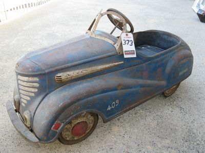 garton pedal tractor parts 1950 garton pink kidillac pedal car vintagevendingcom