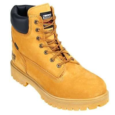 Steel toe boots, Timberland pro boots