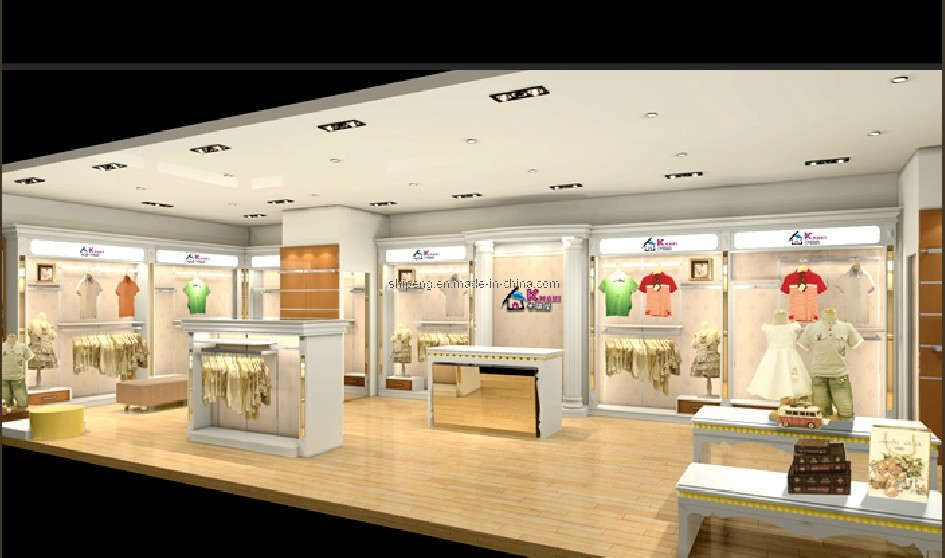 Children Store Interior Design