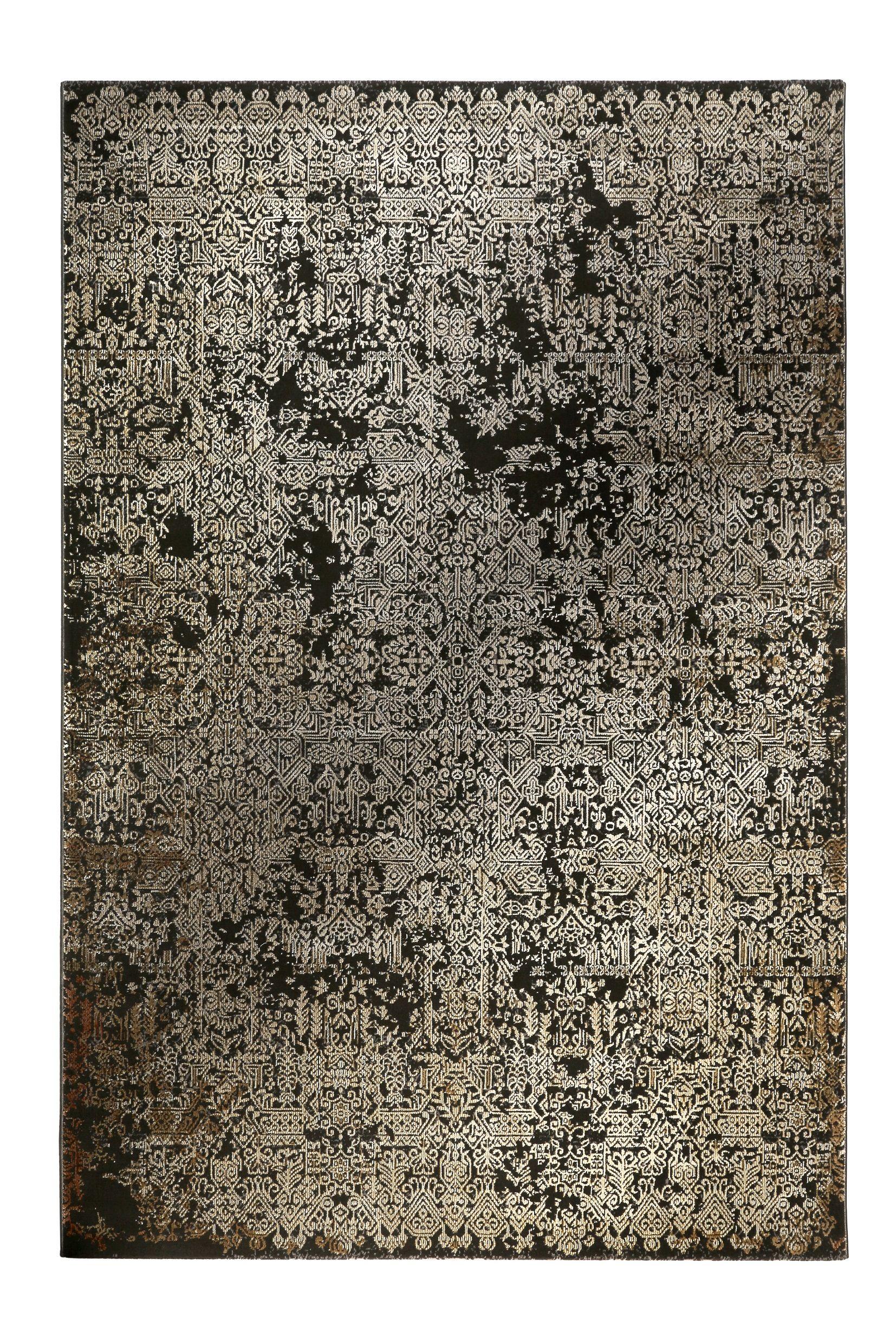 Teppich Gold Braun Vintage Bel Etage Wecon Home Teppich Webteppich Teppich Beige