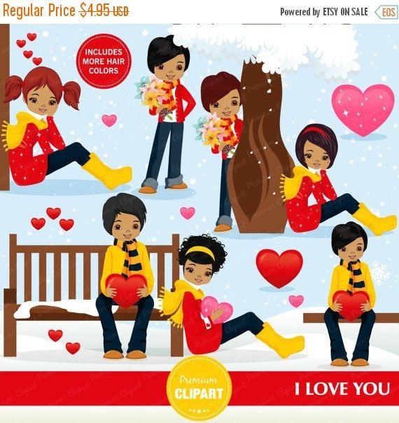 70 Off Sale Valentine Clipart Valentines Day Valentine Kid Valentine Graphics Girl Clipart African America Valentines For Kids Valentine Clipart Clip Art