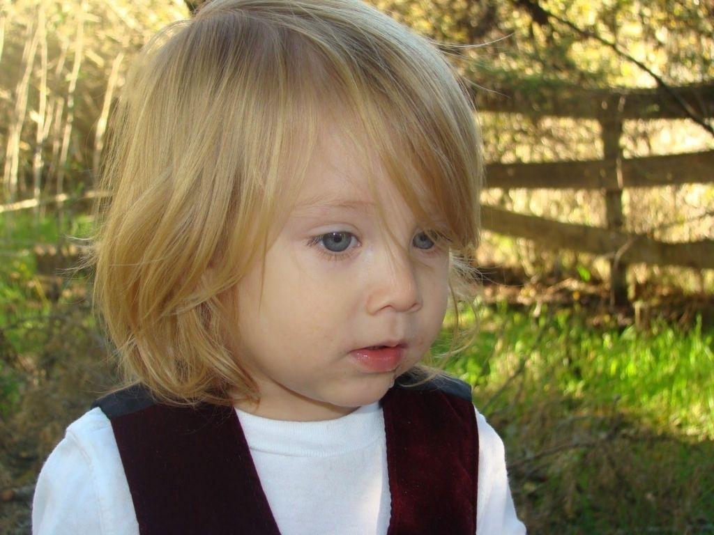 Kleine Jungs Frisuren Lange Haare Frisuren Halblang Pinterest