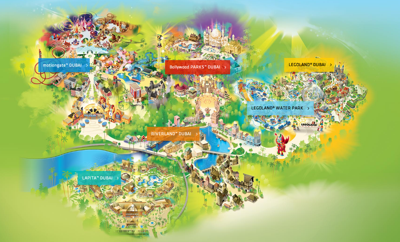 Exciting New Attractions Opening In Dubai This Year