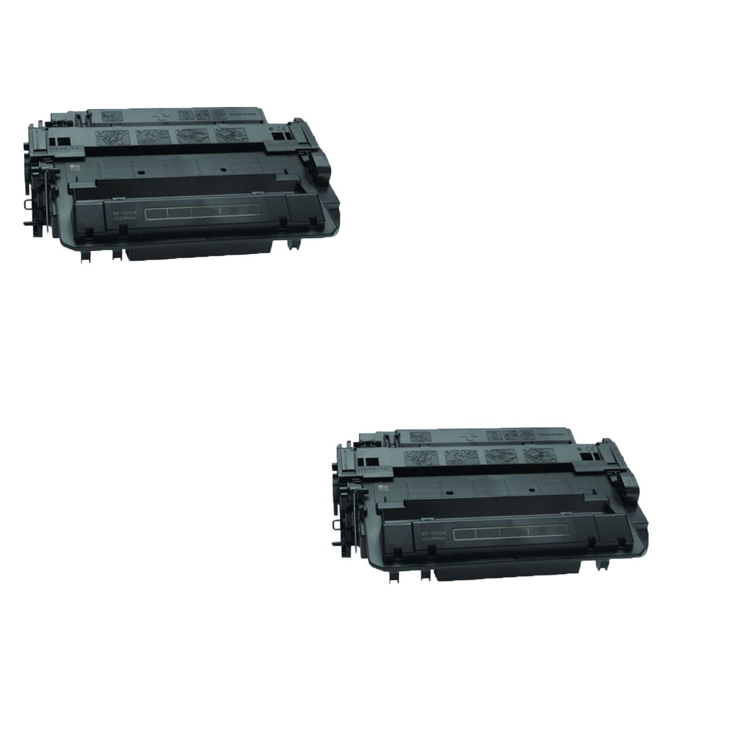 N 2-pack Compatible GPR40 Toner Cartridges for Canon imageRUNNER LBP3560 LBP3580