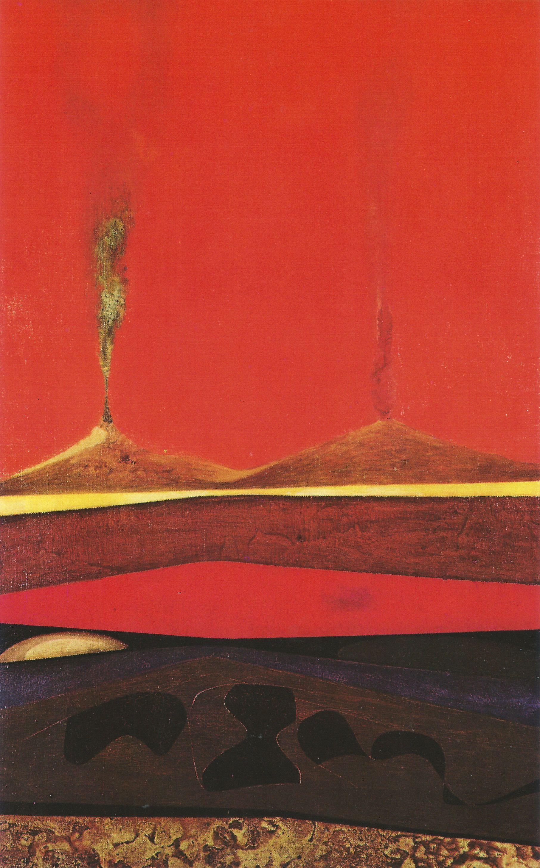 Bebedor De Coctel Max Ernst 1945 Max Ernst Abstract Landscape Dada Artists