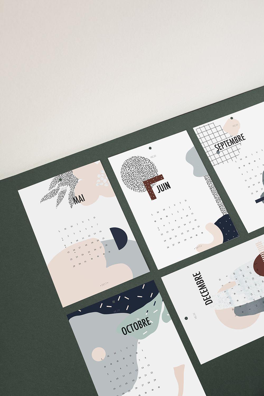 Calendar Design Diy : Free printable calendar heju diy wen paper crafts