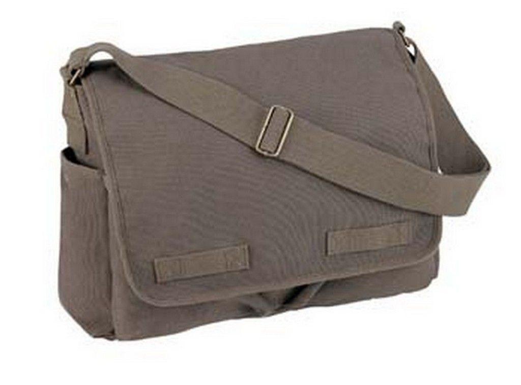 Classic Military Bags - Messenger Bags  f0d57111de5