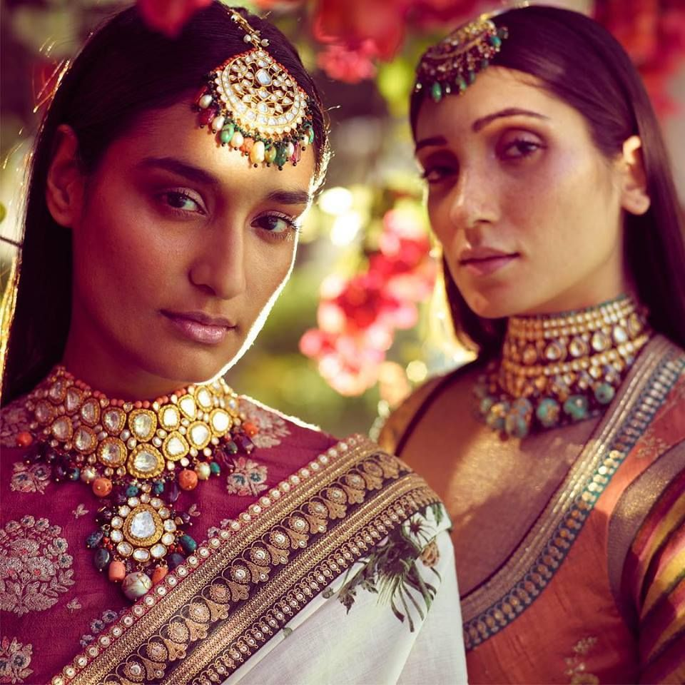 Sabyasachi's Latest Collection Is All Vibrant And Spring ...