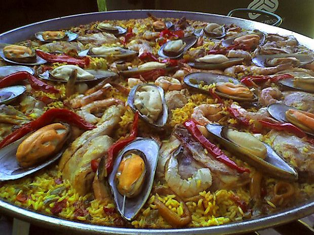 food in barcelona spain | barcelona food budget paella | foods of