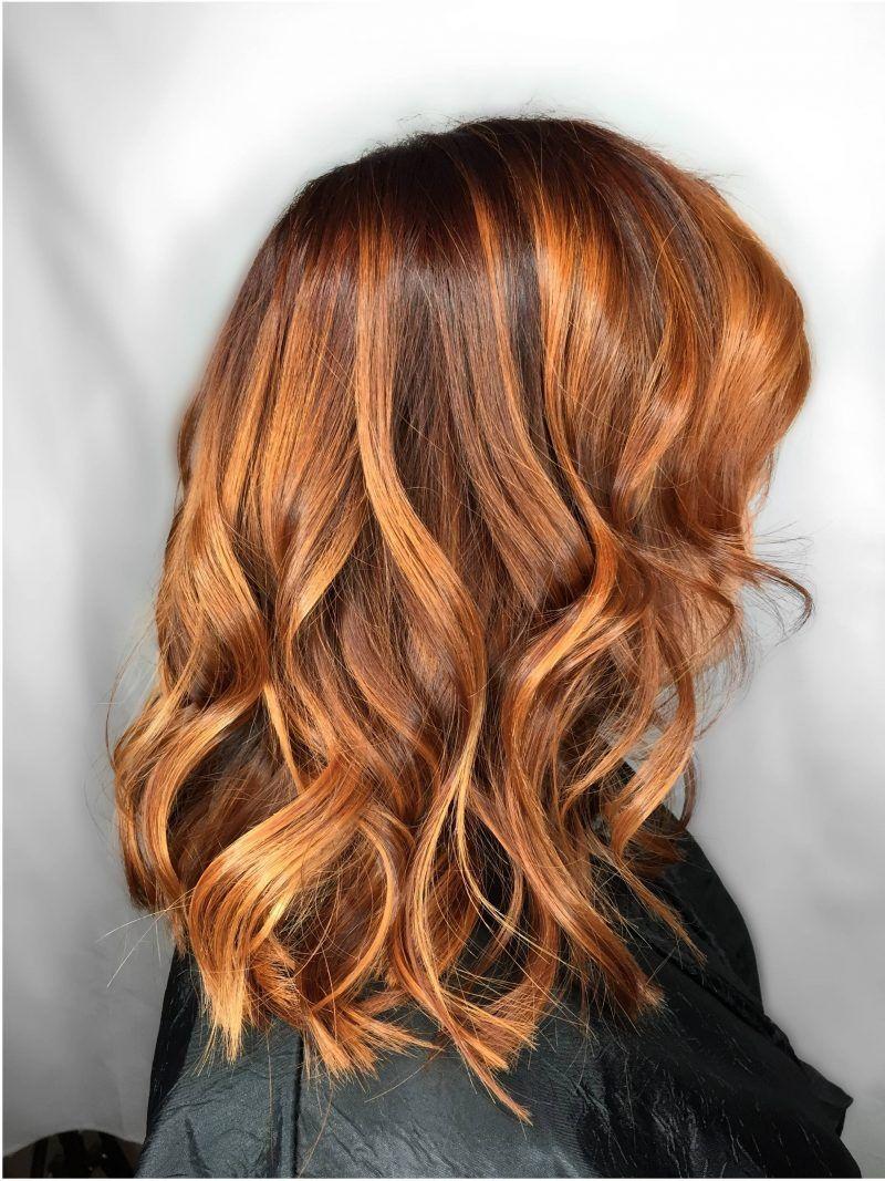 Braune haare anders farben