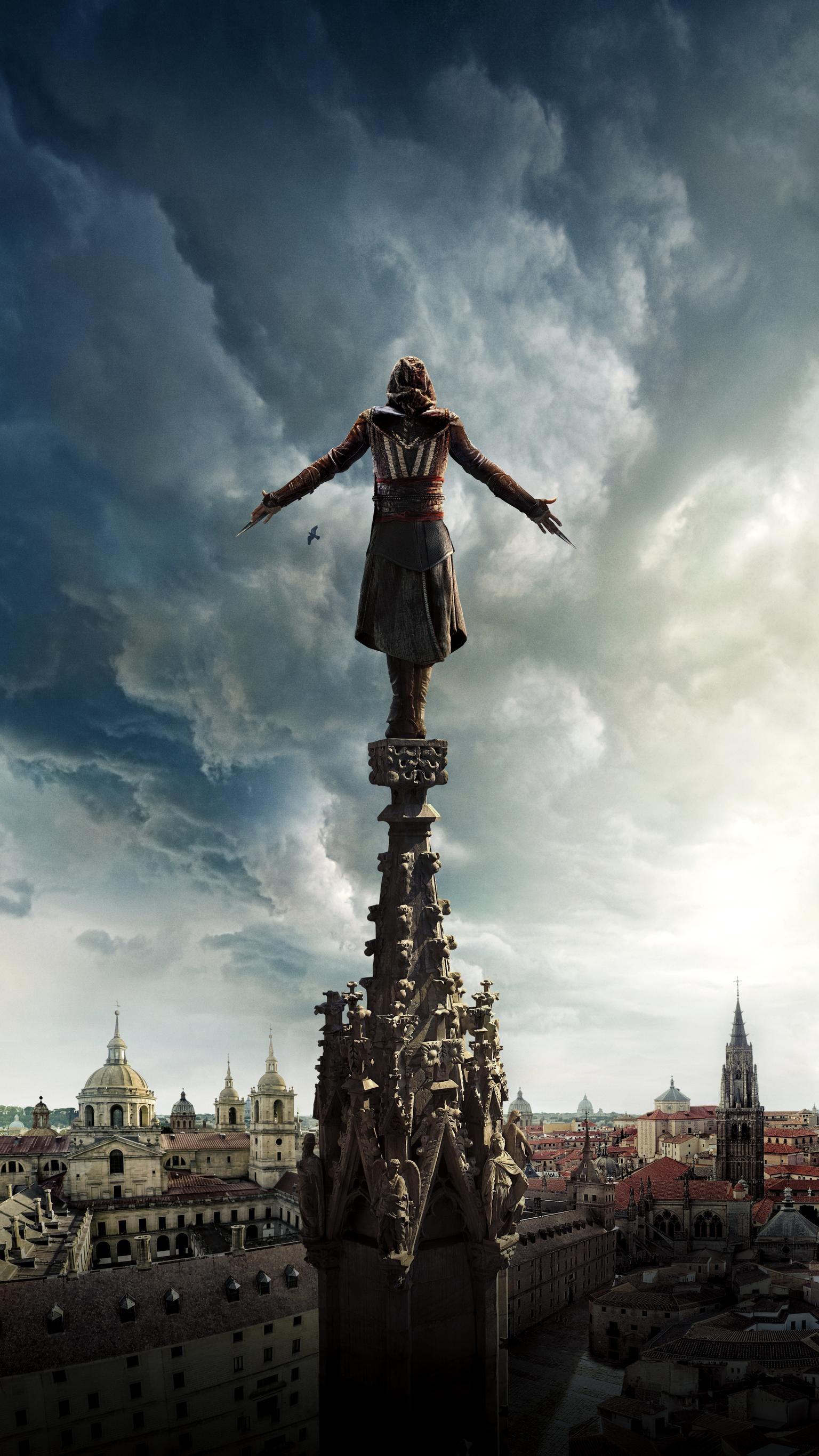 Assassin's Creed (2016) Phone Wallpaper Фоновые изображения