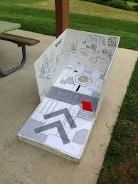 Image result for death star corn hole game