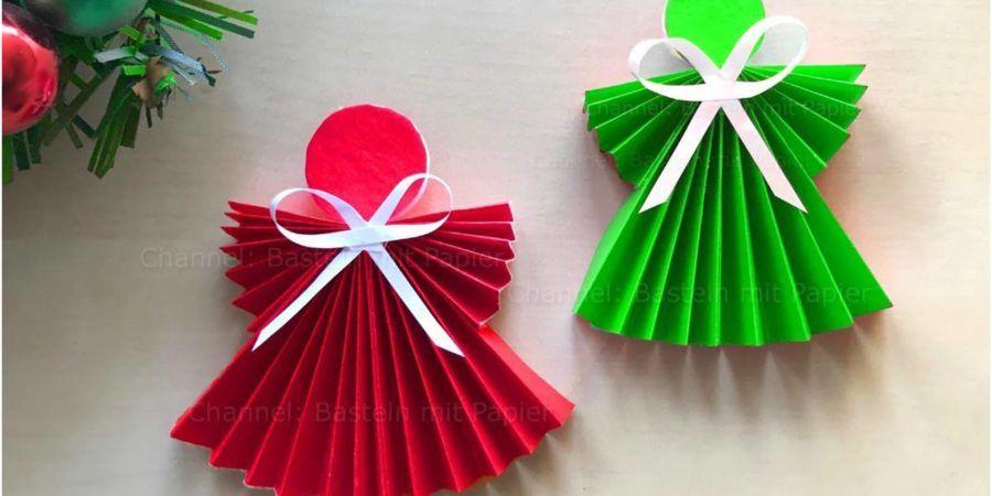 Paper Angels DIY Tutorial Neesly