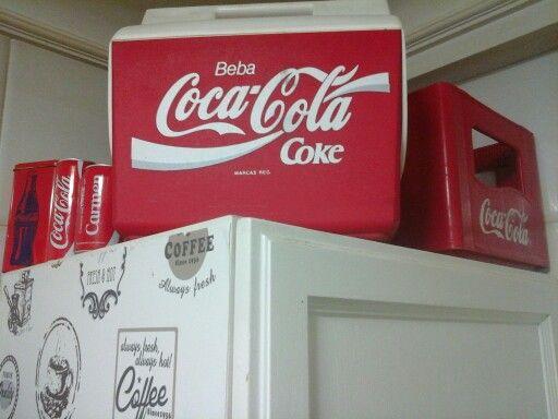El rincon de la Coca-Cola