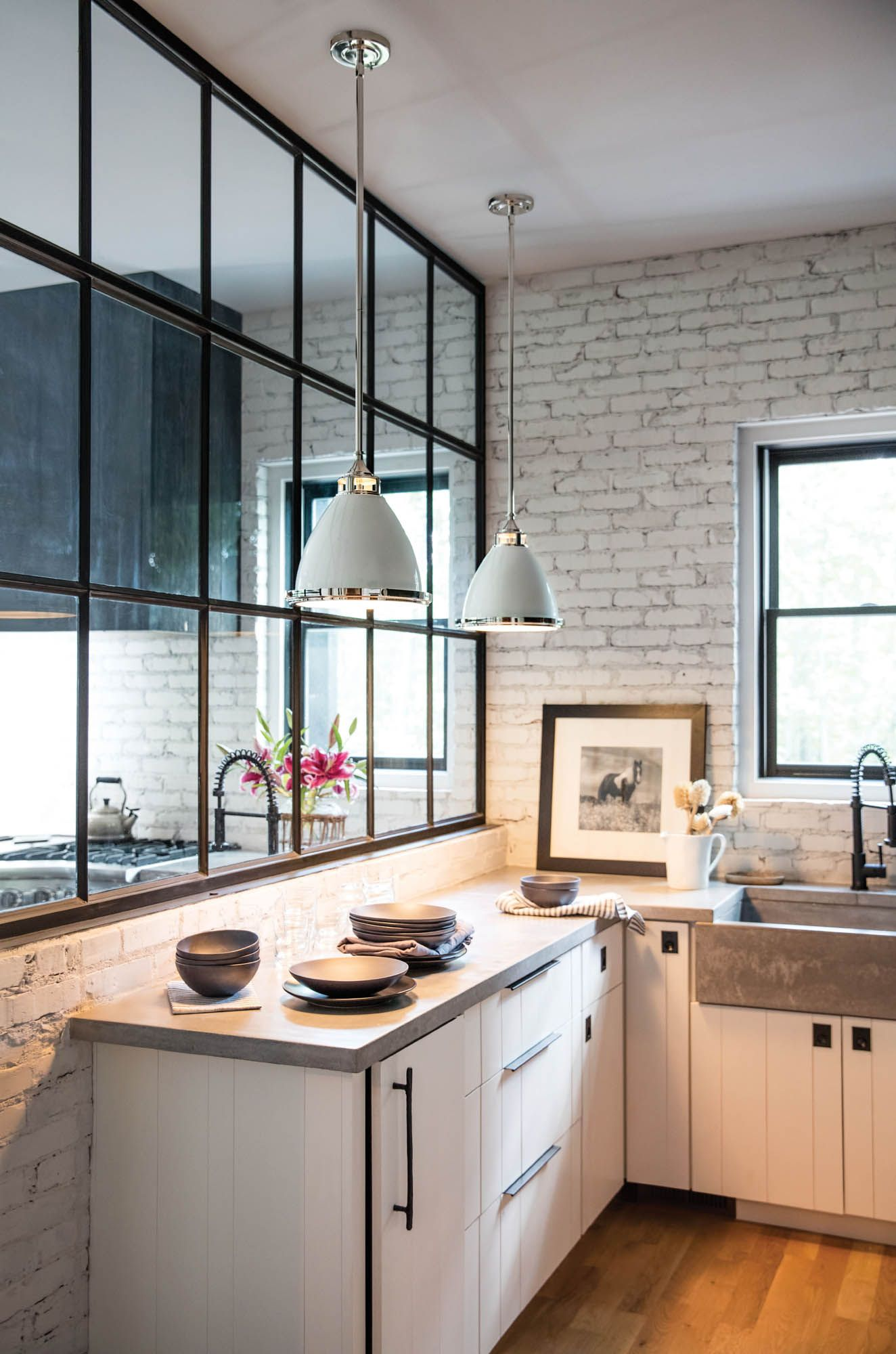 10 Tips for Having a Well Lit Home | Rue | Modern / vintage | Pinterest