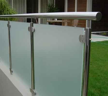 Best Frameless Glass Balustrade 8 Stainless Steel Handrail 400 x 300