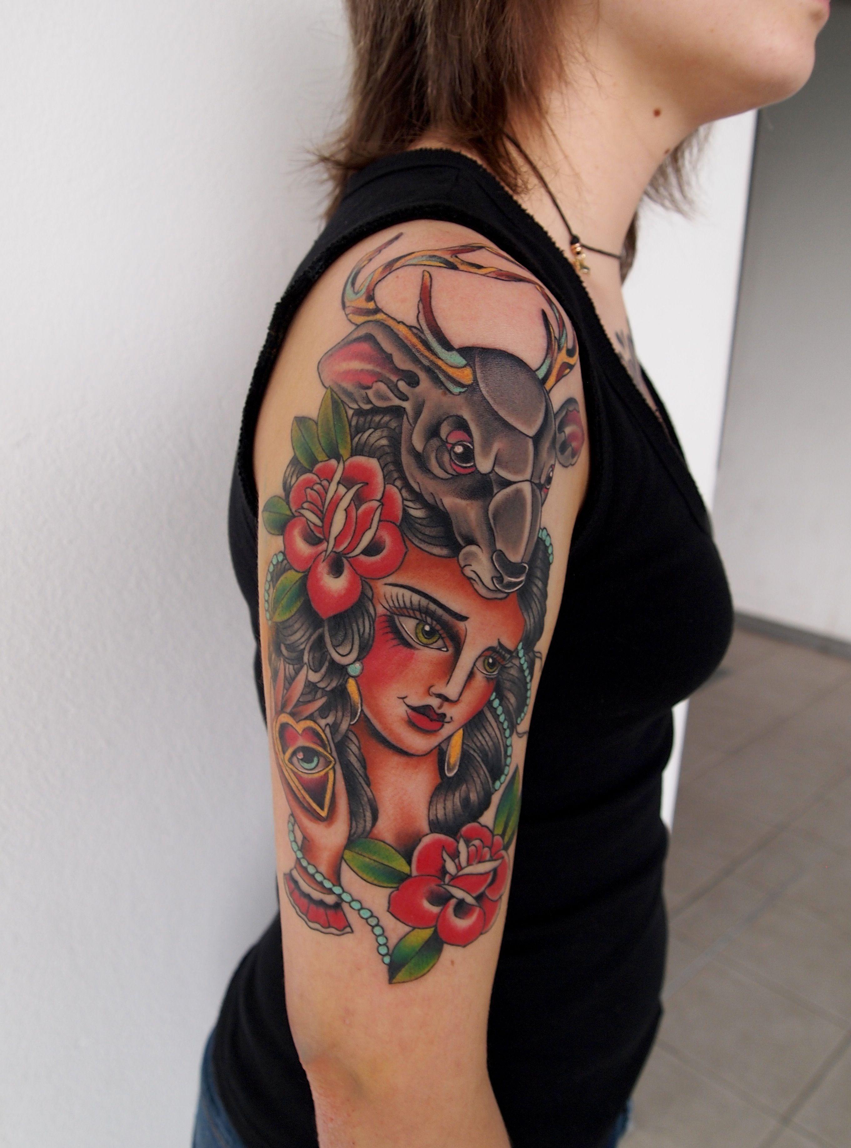 Pin di Niky Boni su niky boni tattoo