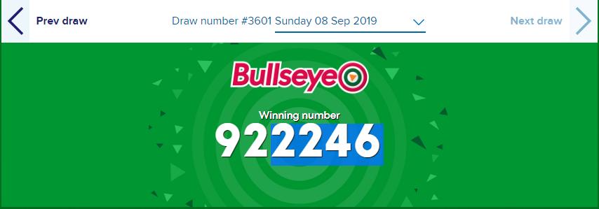 Pengeluaran Togel Bullseye Hari Ini 8 9 2019 2246 Sydney