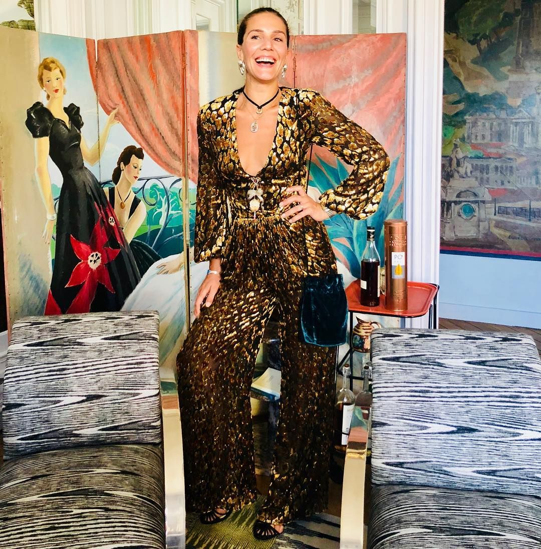 Margherita Missoni On Bags, Babies, Pregnancy Style and