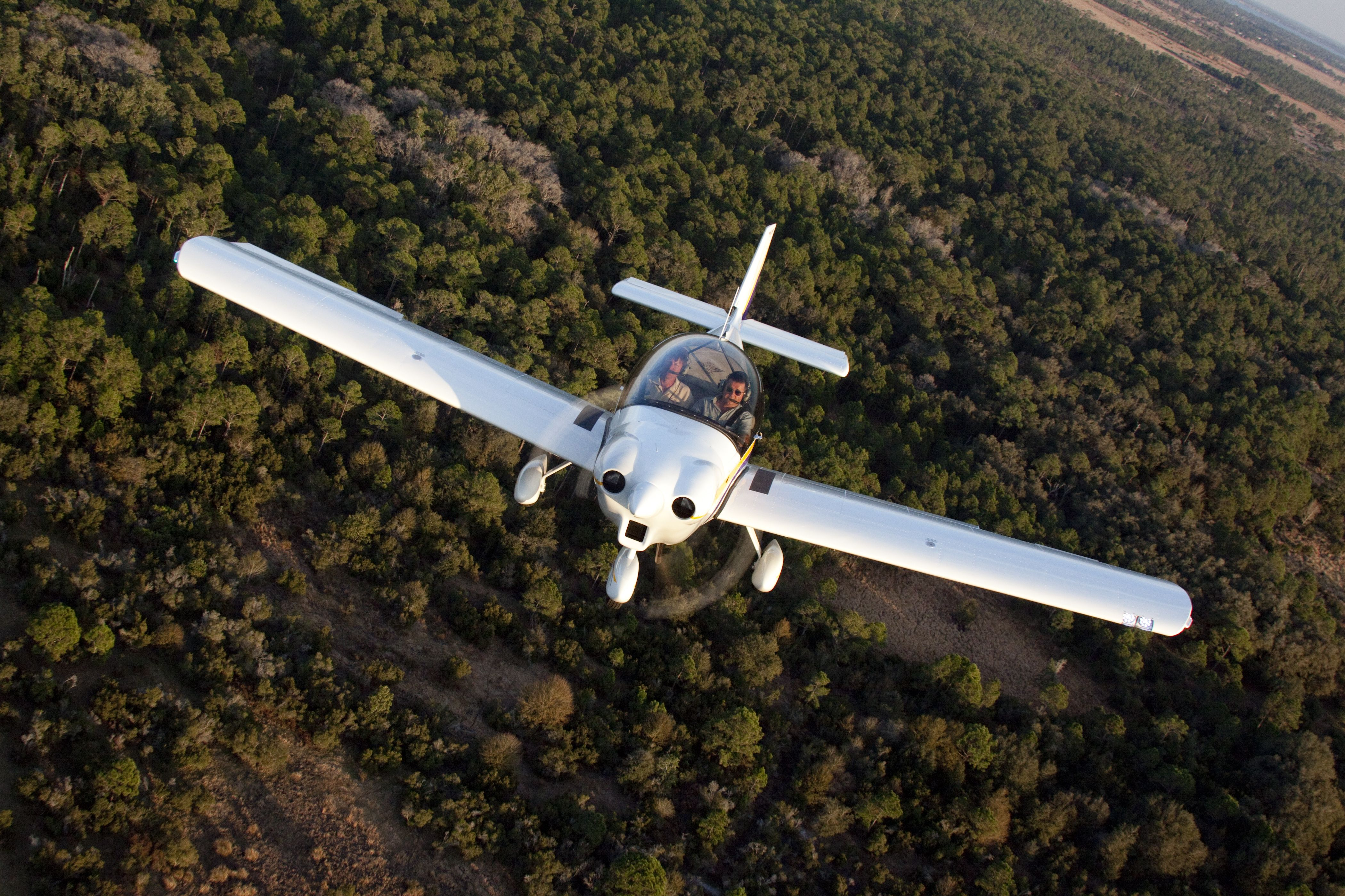 Flying the Zenith CH 650 with the UL Power engine   Zenith
