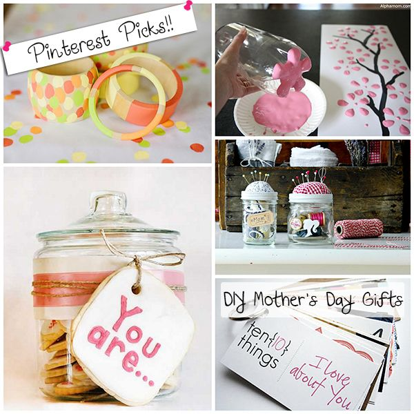 5 Easy Diy Mothers Day Gifts For Tweens