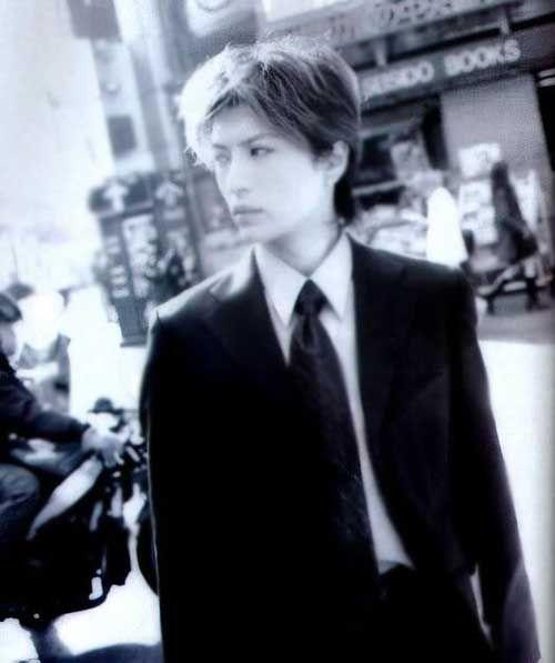 """Gakt, aka """"japanese David Bowie"""""""
