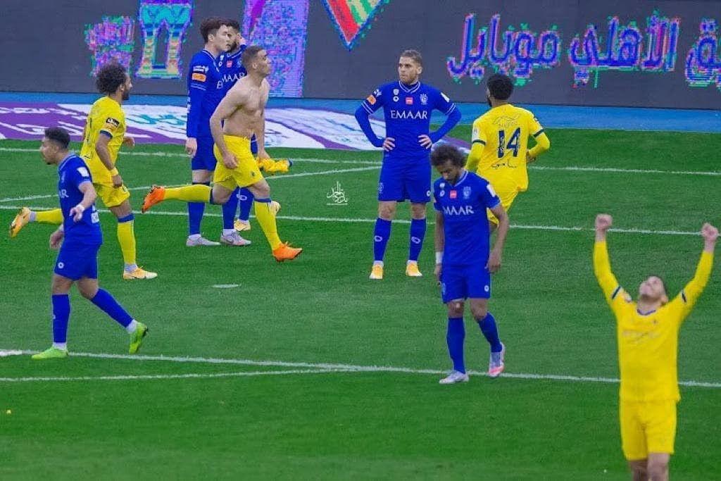 Pin By Hamood Maitham On Al Nassr In 2021 Soccer Field Soccer Sports