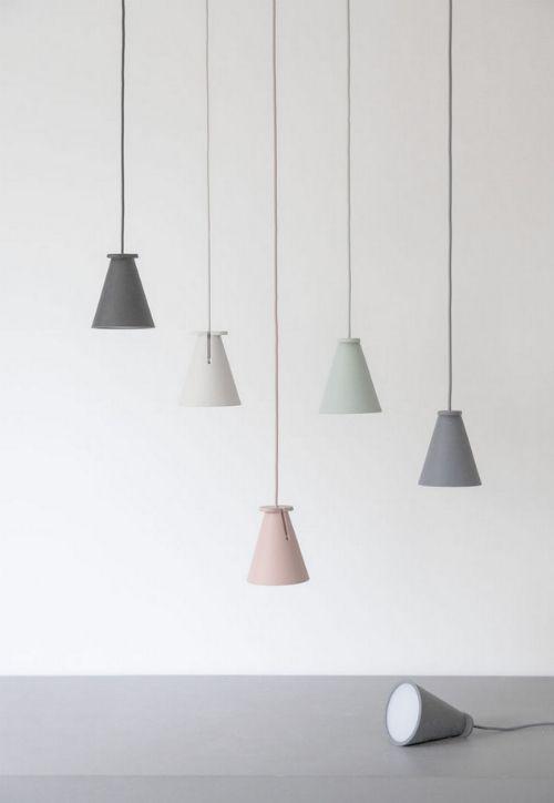 Erleuchtung - sportliche Lampe von Shane Schenck