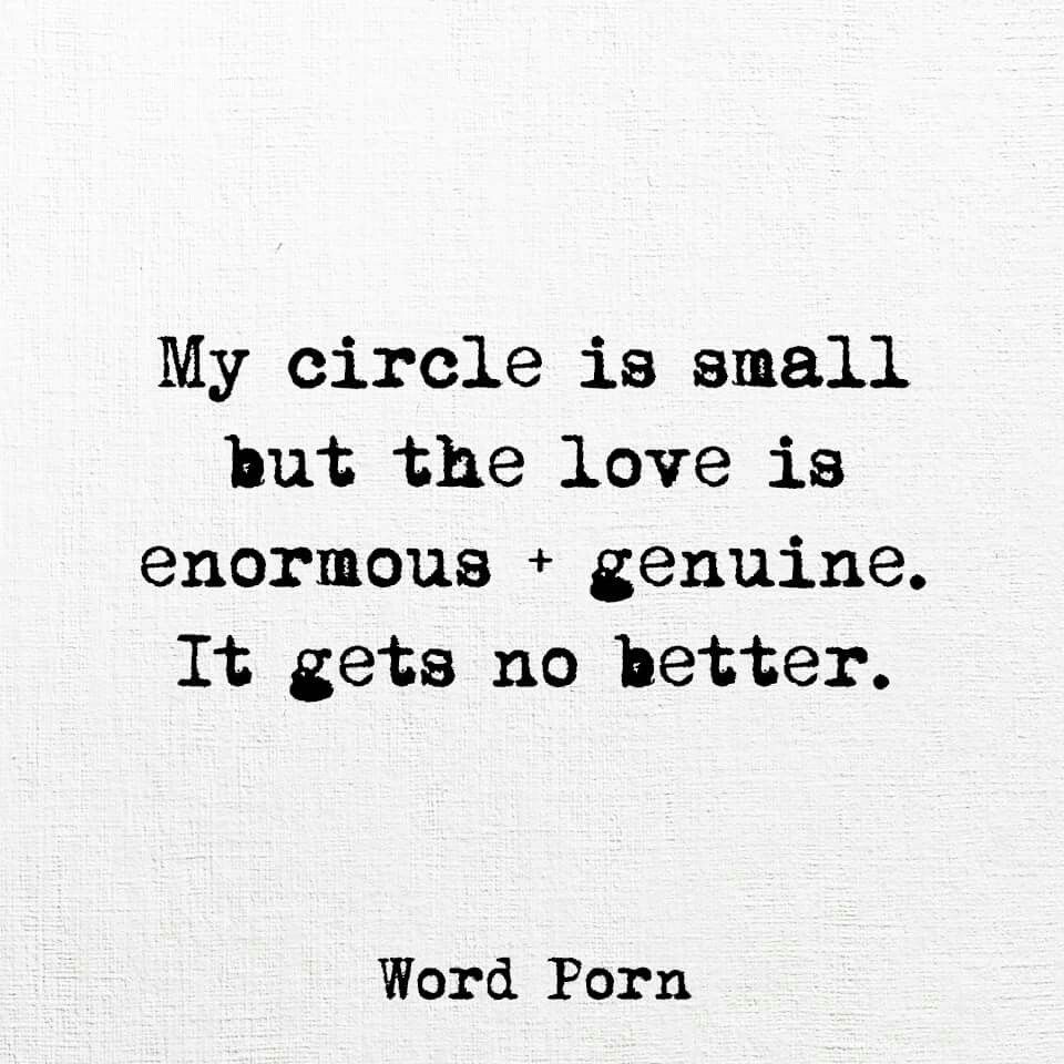 Small Life Quote Small Circle Best Of Friends  It's A Best Friend Thing