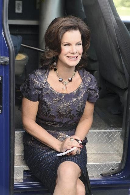 02196000678c Marcia Gay Harden Cast As Dr. Grace Trevelyan Grey