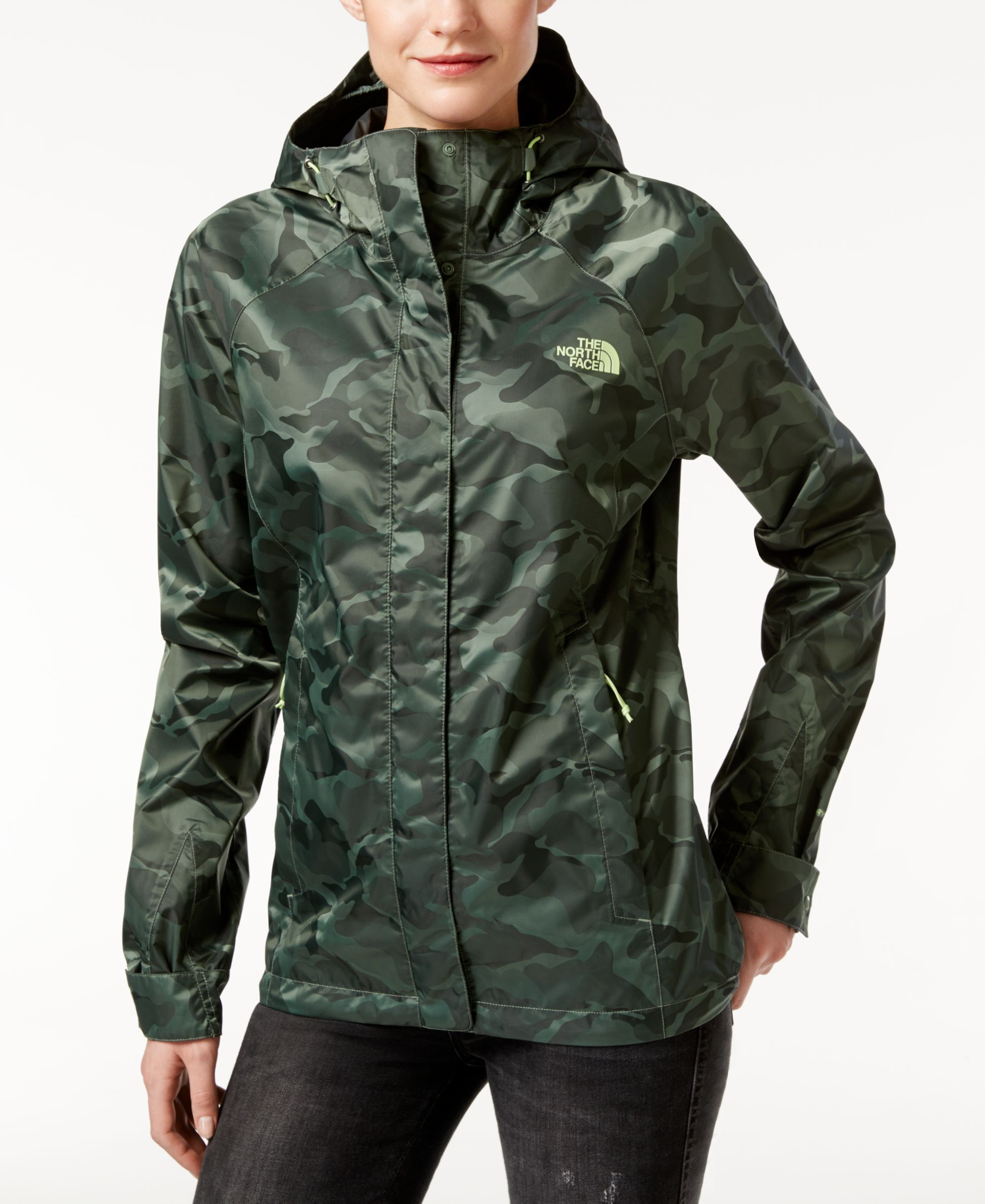 428d7d8e1585e The North Face Venture Camo-Print Waterproof Jacket | Praying For ...