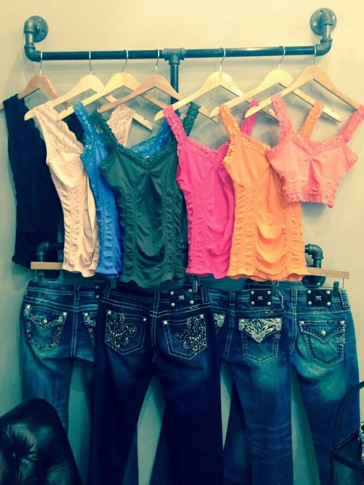 Our extended Winter Clearance Sale includes our high-selling soft cami's from #MRena! 50-70% Off! #denimbarmke