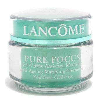 Lancome Night Care, 50ml/1.7oz Pure Focus Anti-ageing Matifying Cream-gel Oil-free For Women