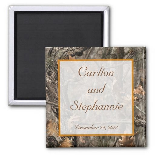 Hunter's Camo Chic Wedding Magnet Yes I can say you are on right site we just collected best shopping store that haveReview          Hunter's Camo Chic Wedding Magnet please follow the link to see fully reviews...