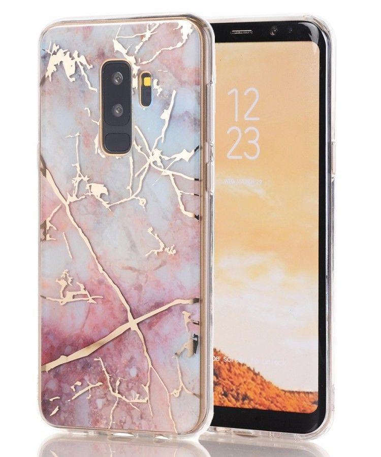 wholesale dealer 5a9e7 c38f6 Samsung Galaxy S9 Plus Case Hybrid Shock Absorption Scratch Proof ...